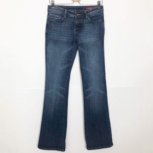 EUC 7 for All Mankind mid rise bootcut flare jeans
